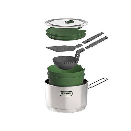 Kit de Panela Prep & Cook 10 Peças  1,50 L - Stanley
