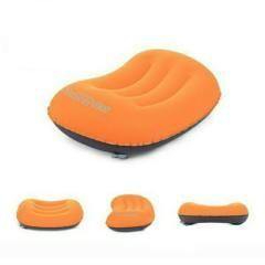 Travesseiro Inflável Laranja - Naturehike