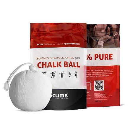 Magnésio Chalk Ball - 4Climb