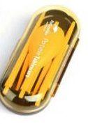 Conjunto de Talher Amarelo - Naturehike