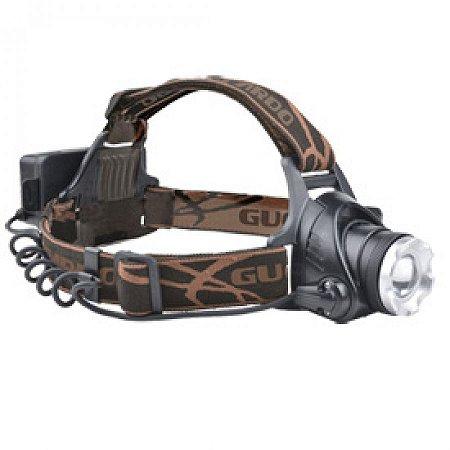 Lanterna de cabeça e Bike Action - Guepardo