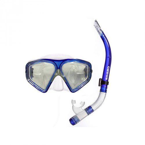 Kit New Parma PVC Azul/Transparente - Cetus
