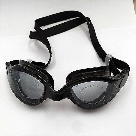 Óculos de Natação Tang Preto - Cetus