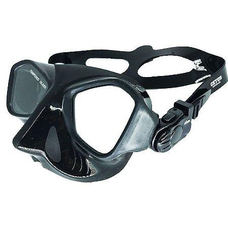 Máscara Gotham Preta - Cetus
