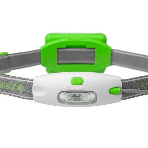 Lanterna de Cabeça Neo 90 Lumens Verde - Led Lenser
