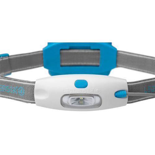 Lanterna de Cabeça Neo 90 Lumens Azul - Led Lenser