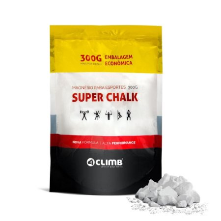 Magnésio Super Chalk 300g - 4climb