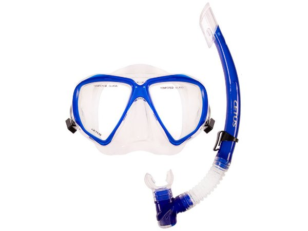 Kit Icaro silicone azul - Cetus