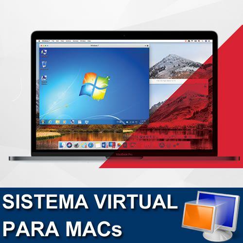 Parallels Desktop 13 - Sistemas Virtuais - MAC