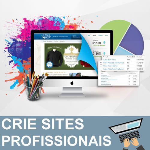 Curso para Criação e Desenvolvimento de Sites Profissionais