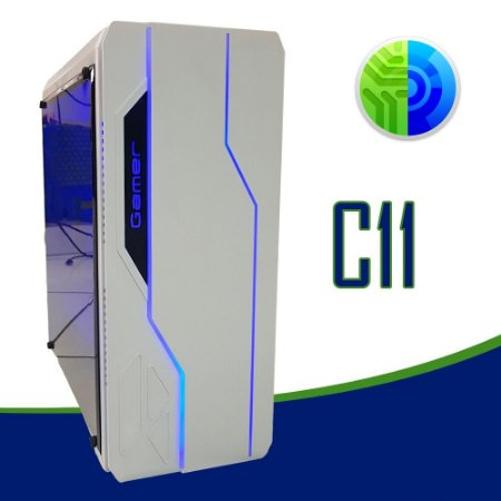 Cpu Gamer Intel/ Core I5/ 8gb/ 1tb/ Geforce 2gb/ Wi-fi/