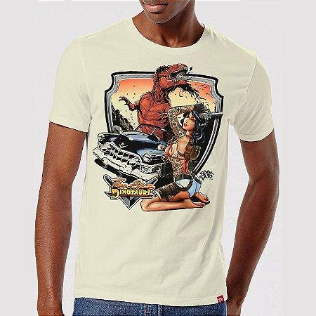 Camiseta Cadillac And Dinosaurs
