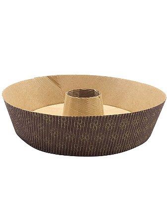 Torta Suiça - 800 g. - Tam. 200x55 mm - Decorado - 10 Und. Preço unitário - R$2,48