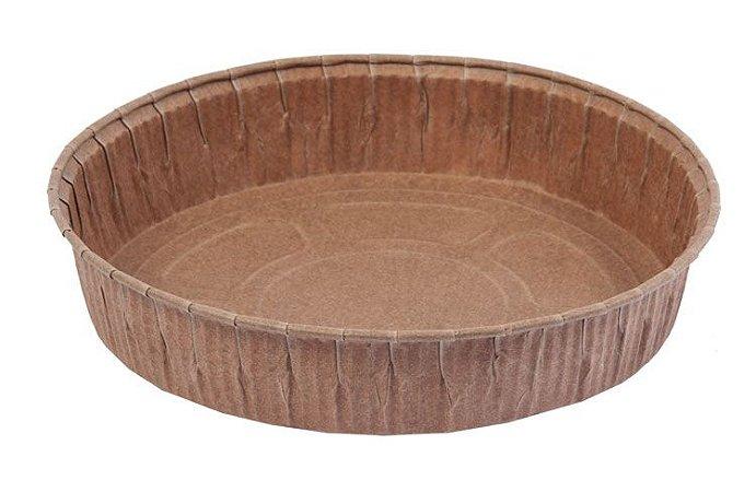 Formas forneáveis para torta Tam. 160x30 -M – Pie – 30UN - R$ 2,00 Unitário