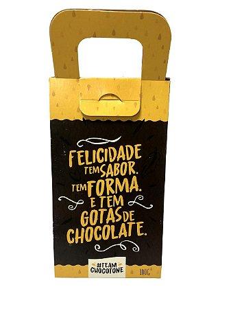 Bag para Panetone Chocolate 100g  - R$ 1,20 a unidade