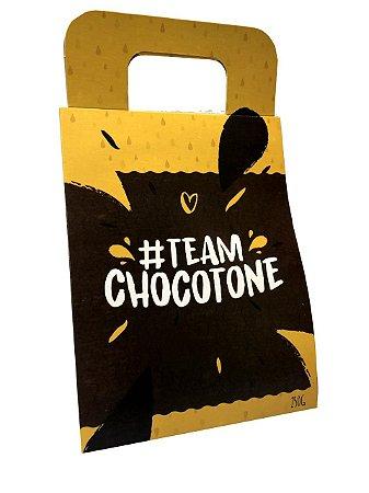 Bag para Panetone Chocolate 250g - R$ 1,30 a unidade