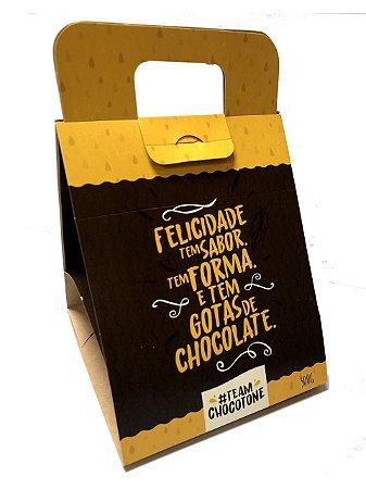 Bag para Panetone Chocolate 500g - R$ 1,55 a unidade