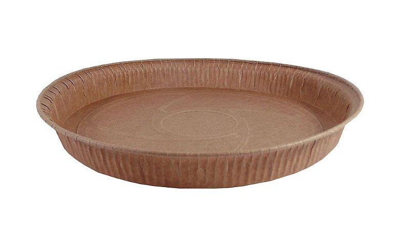 Formas forneáveis para Torta tam.220x25- G – Pie – 10UN - R$ 2,92 Unitário