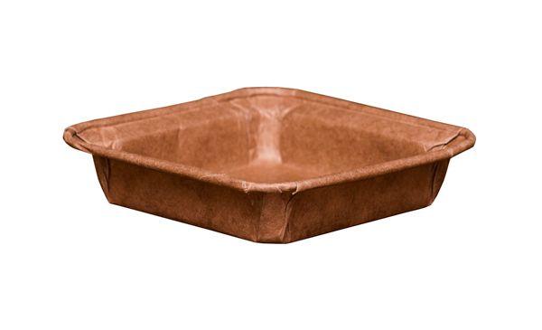 Forma forneável para Torta/Brownie Tam. P – 30UN - R$ 0,67 Unitário