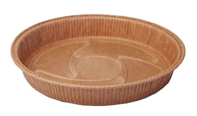 Formas forneáveis para torta Tam. 180x30 – Pie – 10UN - R$ 2,24 unitário