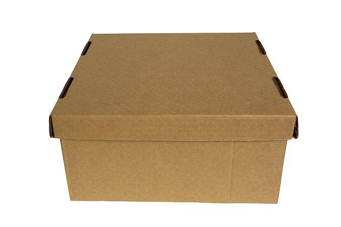 Caixa nº5 - 26 x 26 x 12 - Kraft