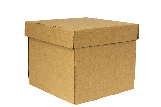 Caixa nº6 - 25 x 25 x 22 -  Kraft
