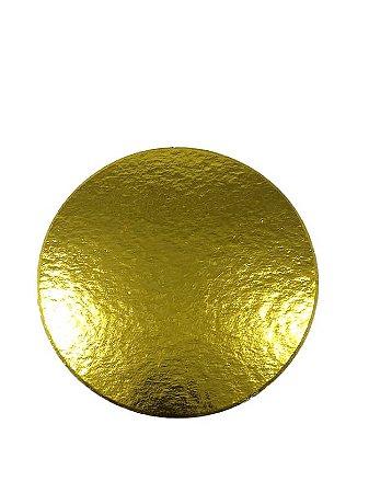Disco Laminado 200mm - Dourado - 01 unid. - 1,4mm - R$ 1,88