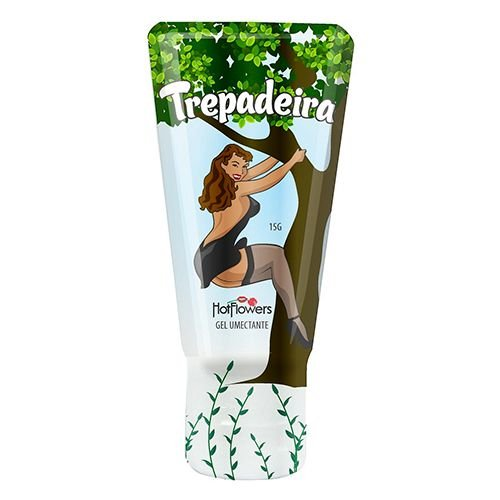 Trepadeira Gel Excitante Feminino 15g Hot Flowers