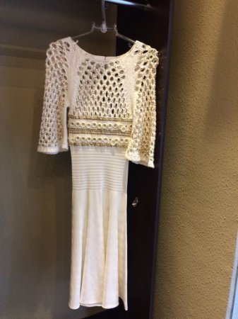 Vestido Meia - Marca: Alice Capella