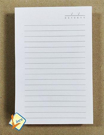 10 Miolos de Caderno 10 x 15 cm