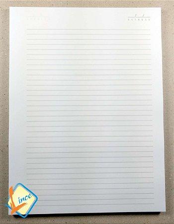 10 Miolos de Caderno 21 x 28 cm