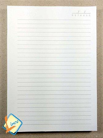 20 Miolos de Caderno 15 x 21 cm
