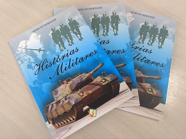 Livro Histórias Militares