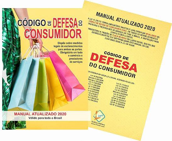 Código de Defesa do Consumidor Atualizado 2020