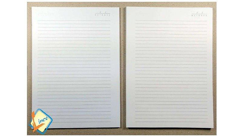 50 Miolos de Caderno 18x25