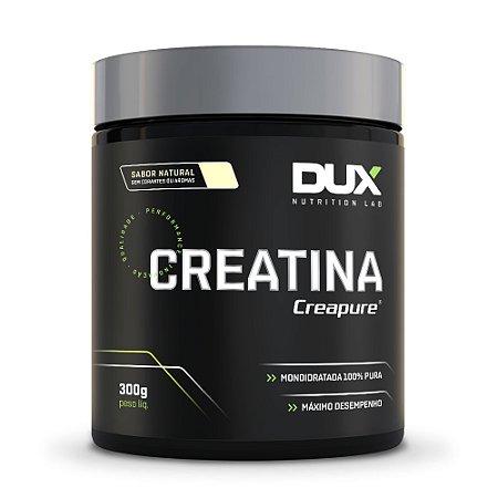 CREATINA (100% Creapure®) - POTE 300g - DUX NUTRITION