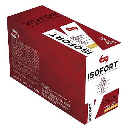 Isofort Caixa c/ 15 Saches (30g) - Vitafor