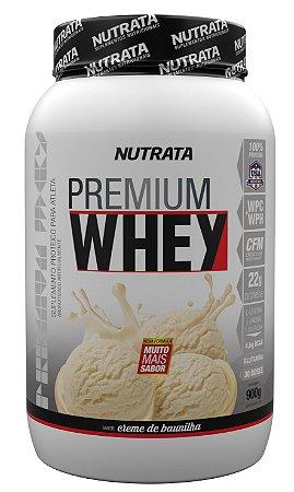 Premium Whey 900g - Nutrata