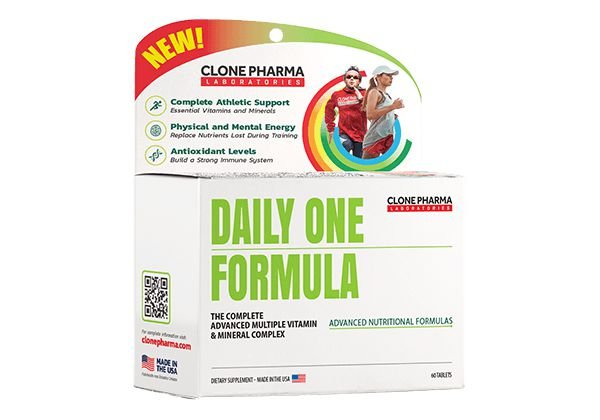 DAILY ONE FORMULA 60 TABLETES - CLONE PHARMA