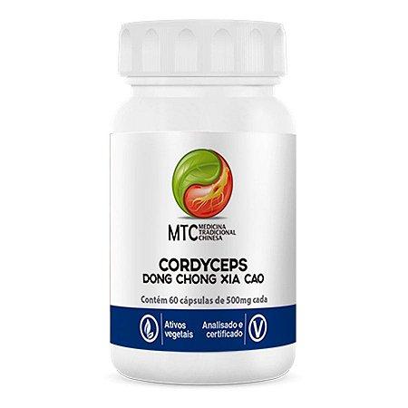 Cordyceps DONG CHONG XIA CAO 60 CAPS - MTC - VITAFOR