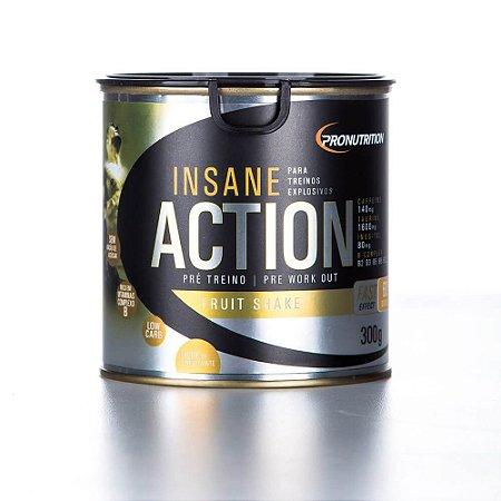 Pré Treino Insane Action (300g) - Pron2