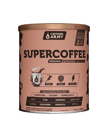 SuperCoffee 2.0 Caffeine Army 22 Doses