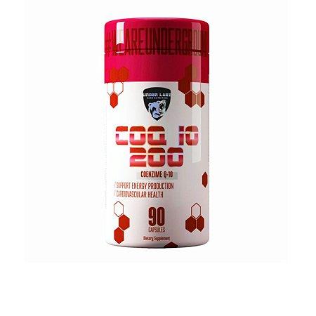 Coenzima Q10 200mg 90 Cápsulas - Under Labz