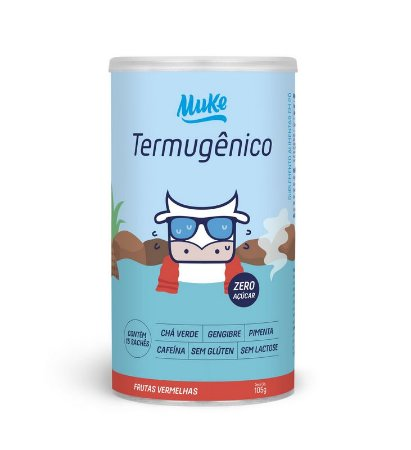 TERMUGÊNICO MUKE - FRUTAS VERMELHAS 105G | MUKE SUPLEMENTOS