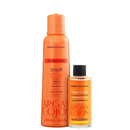 Tratamento Argan e Ojon Richée Kit Protect (2 Produtos)