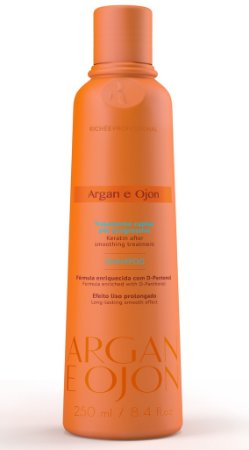 Shampoo Pós-Progressiva Richée Professional Argan e Ojon 250ml
