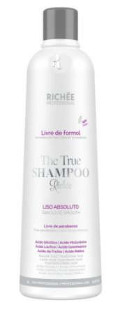 The True Shampoo Alisante Richée 1000ml