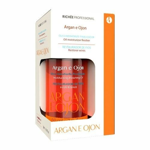 Óleo Restaurador Argan E Ojon Richée Professional 60ml