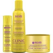 Kit Clinic Repair System Richée Professional