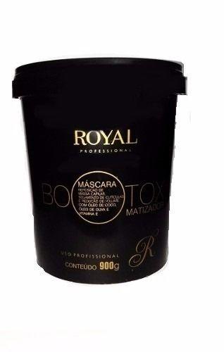 Máscara Botox Matizador Royal Professional 900gr